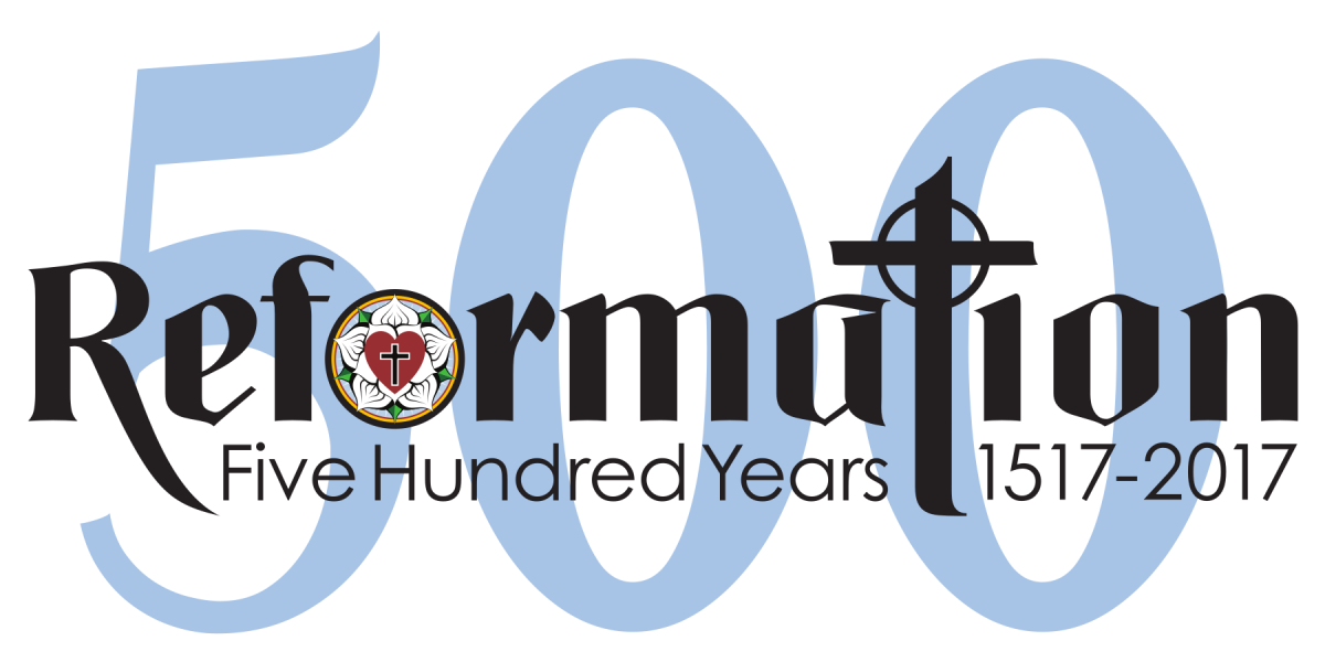 REFORMATION 500TH ANNIVERSARY